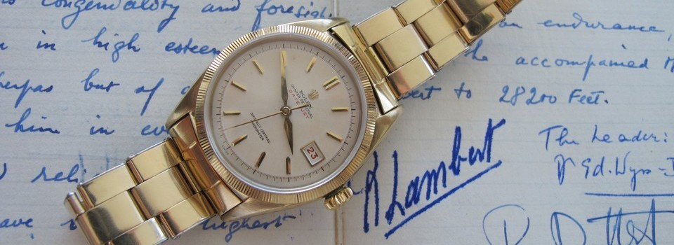 Golden Datejust