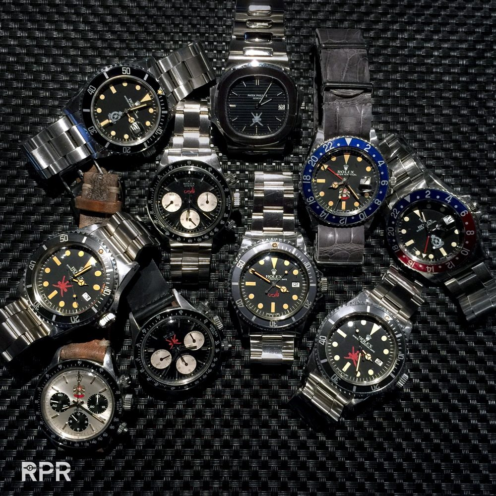 The Rolex Oman Story..