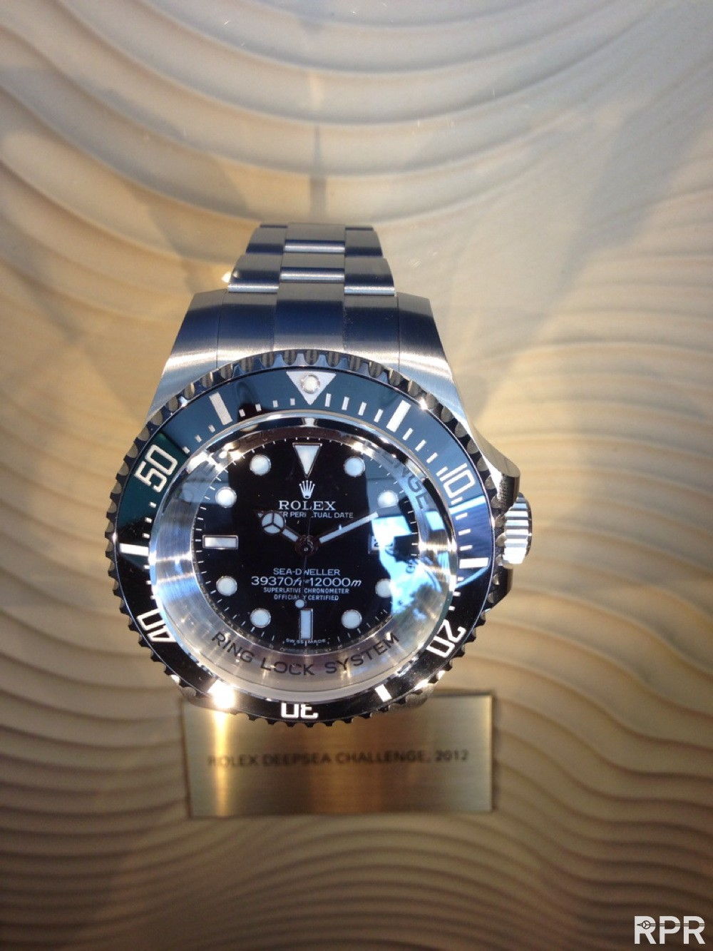 The New 51 Mm Rolex Deepsea Challenge Super Submariner Of James