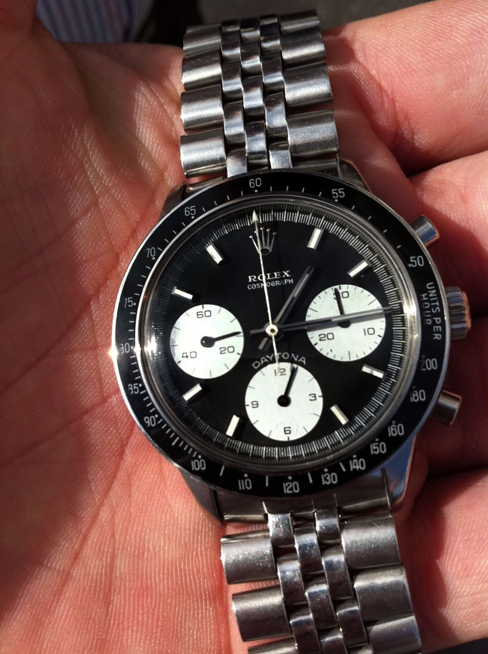 The Mystery behind The Rolex Prototype Dials