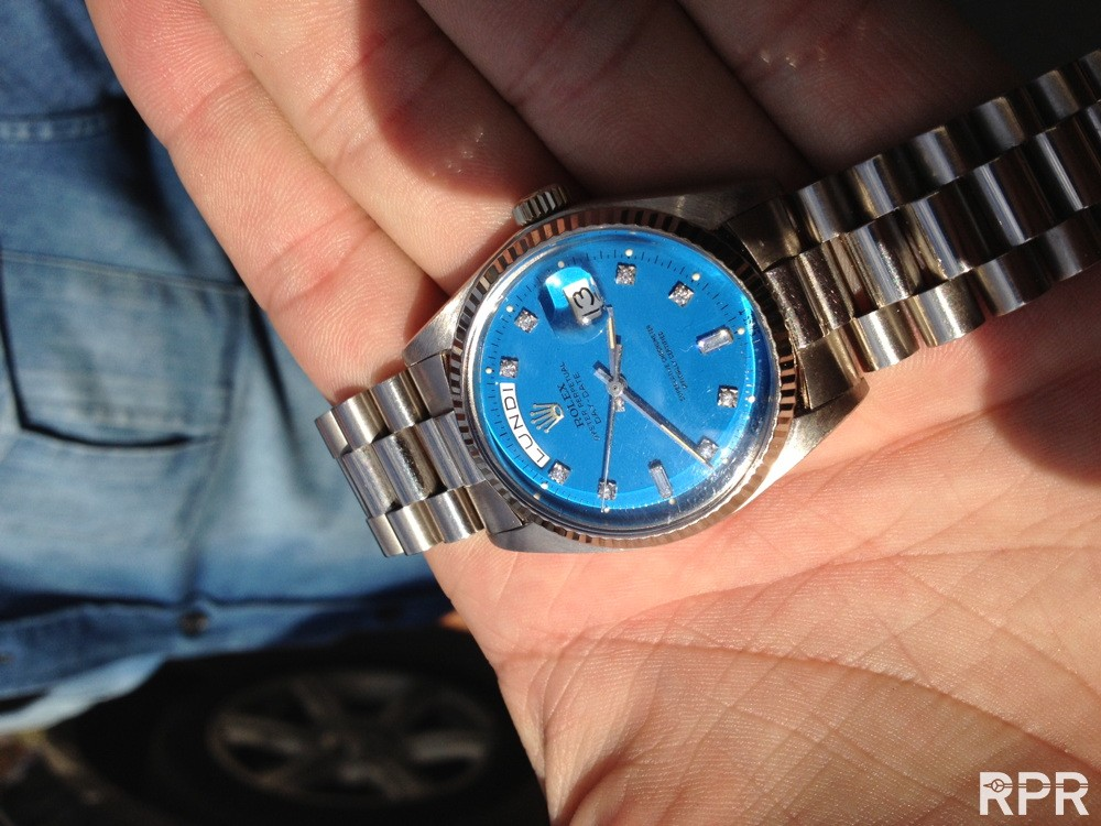 Parma Vintage Rolex Passion Watch Show