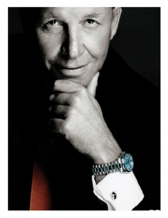 RIP Patrick Heiniger, the former Director of the prestigious Rolex watch brand, has died in Monaco at the age of 62