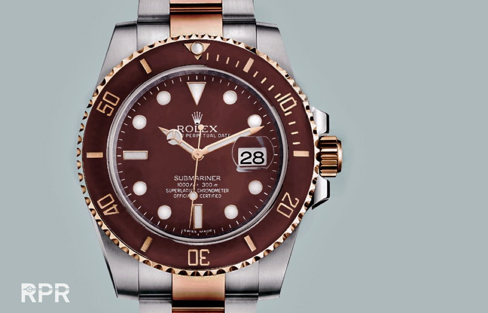 RPR_2015_RolexSubmariner_Chocolate