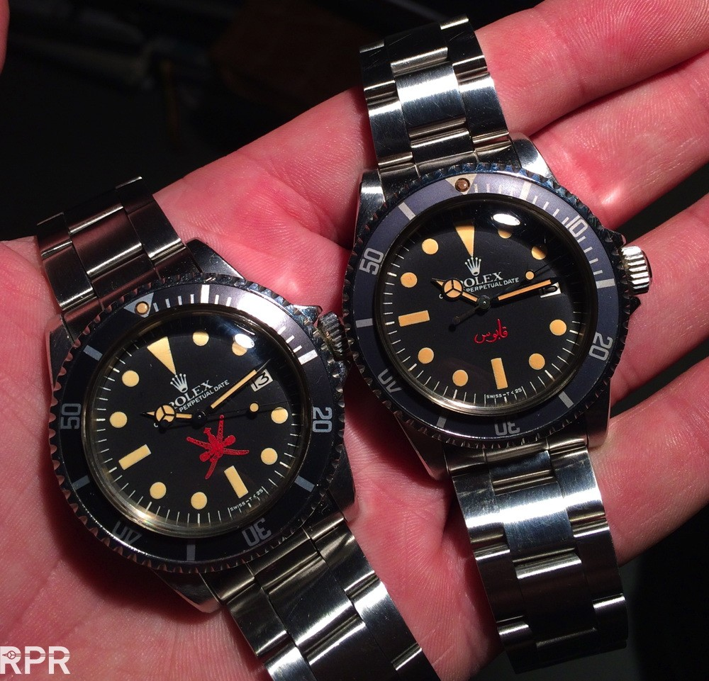 Parma Watch Show – Best vintage Rolex are even more rare for sale!