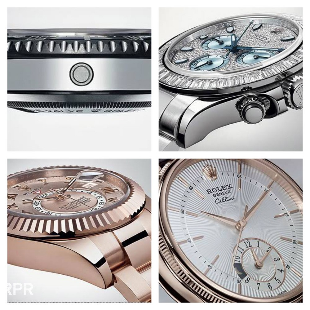 The New Rolex Sea Dweller – Cellini Moon – Pinkgold Sky Dweller at Basel World 2014