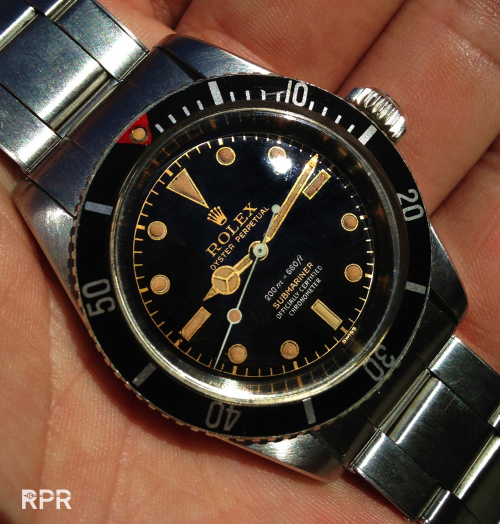The Rolex Small And Big Crown James Bond Submariner Rolex Passion
