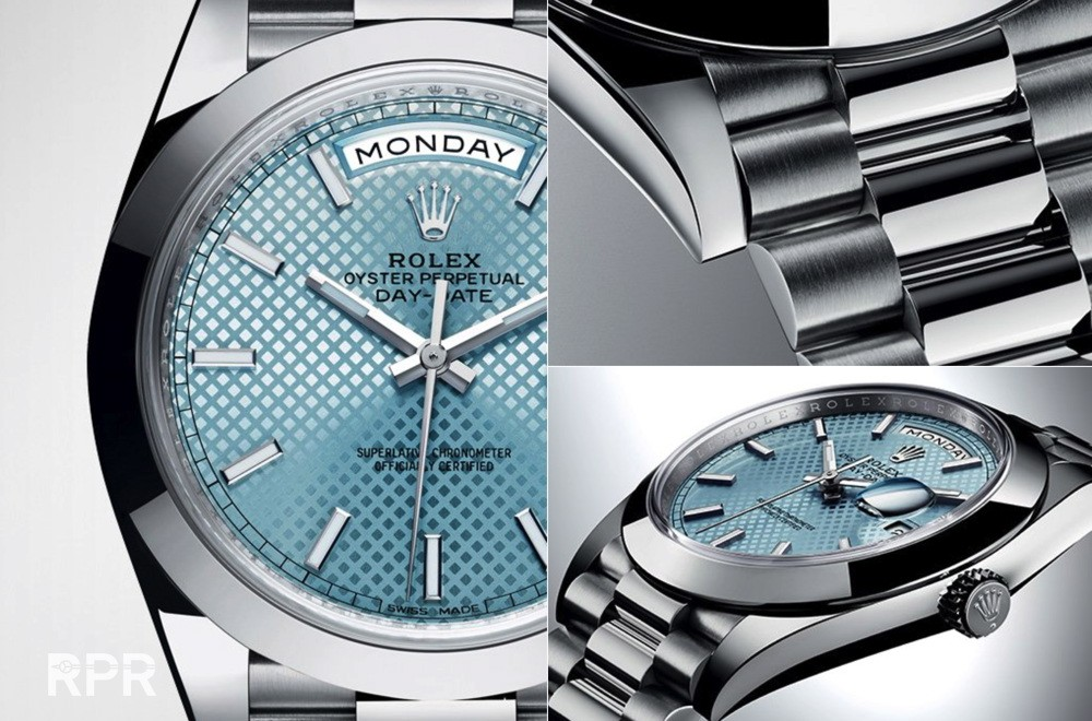 Image result for New Rolex Day Date model