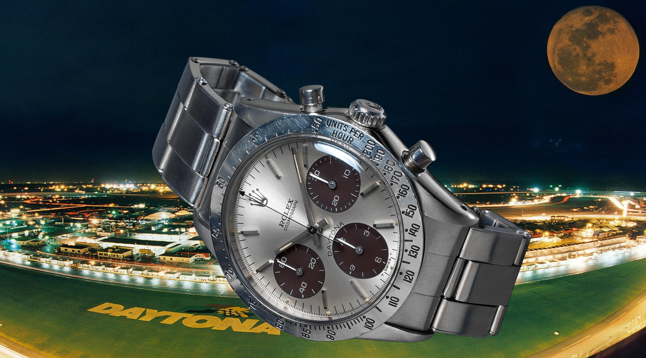 The Rolex Cosmograph Daytona.1963, Birth of a Horological Icon Timepiece