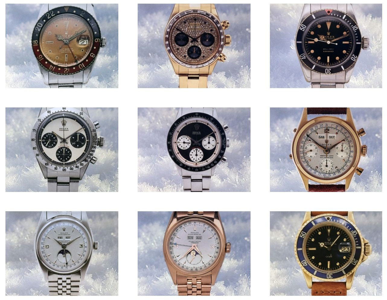 "The one man show, ""100 Fabulous Watches For Sale"" by Davide Parmegiani…"