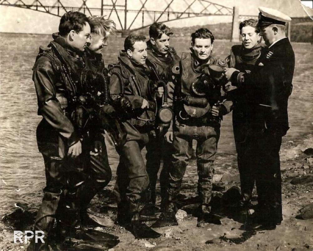 RPR_50th MSF Diving Team (normally embarked in HMS Diver)