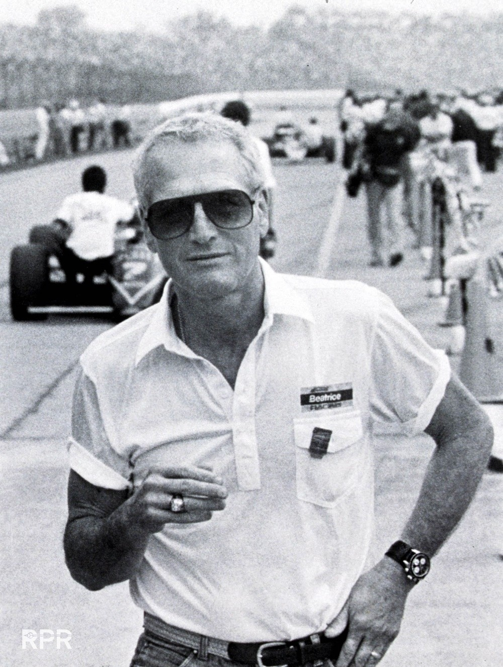 RPR_Paul Newman Black Dial Daytona