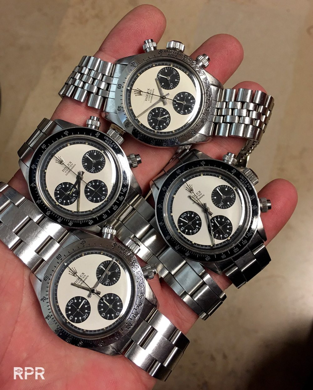 The Ghost Oyster Paul Newman Daytona Rolex Passion Report