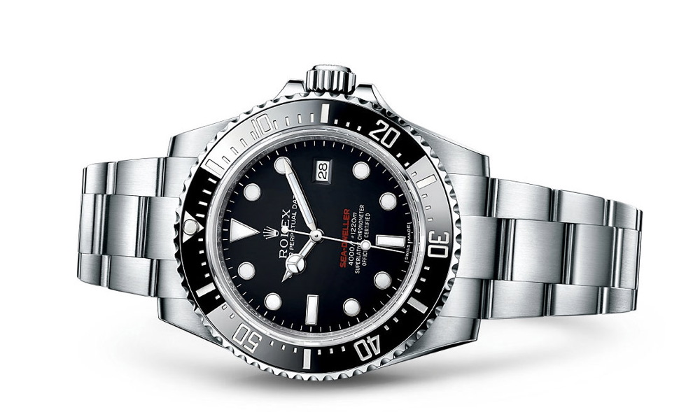 Then the stainless steel 50- anniversary Sea Dweller will be having a ...