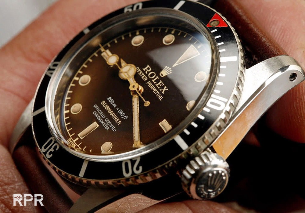 "The commercial abuse of the vintage Rolex term ""Tropical"""