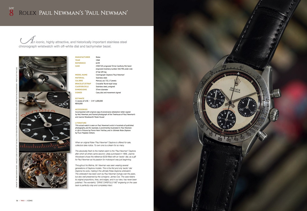 Paul Newman S Own Rolex Paul Newman Will Be Auctioned Rolex