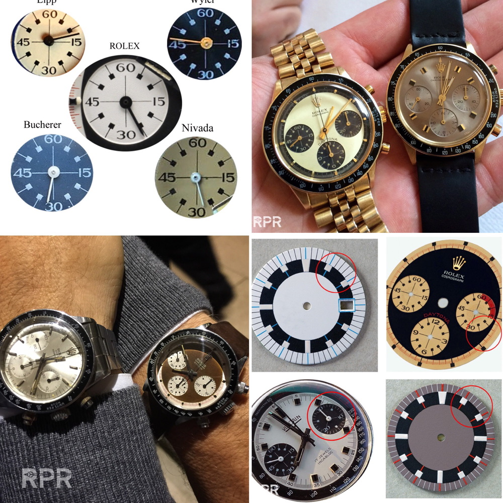 The History Of The Exotic Rolex Paul Newman Dial Designs Rolex