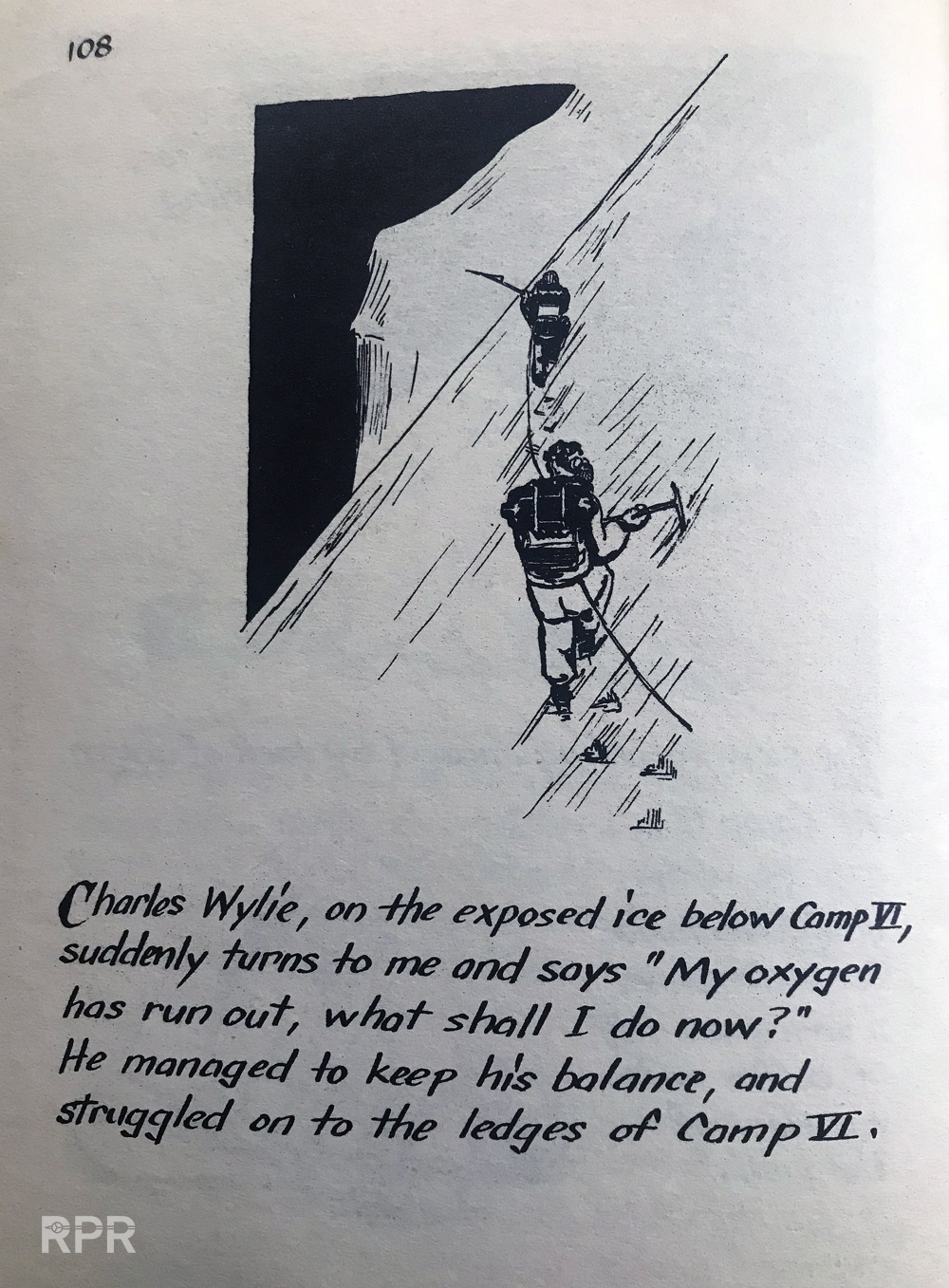 RPR_Charles_Wylie_book_everest_1953