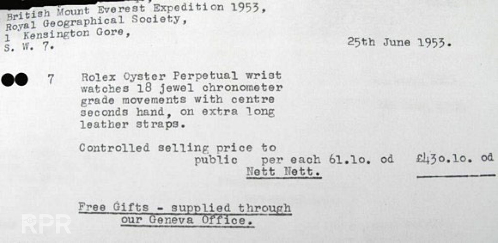 RPR_Everest-Rolex-Invoice_1953