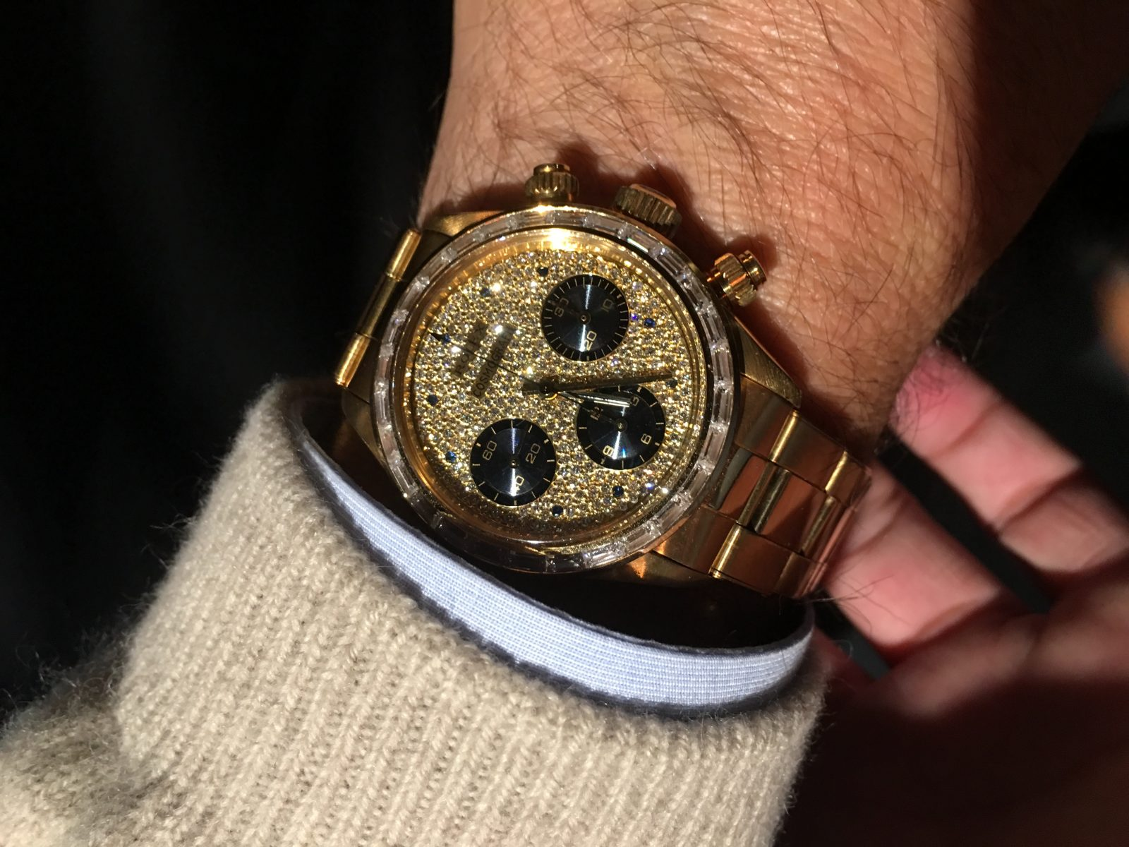 The amazing vintage Rolex & other iconic watches I came across..