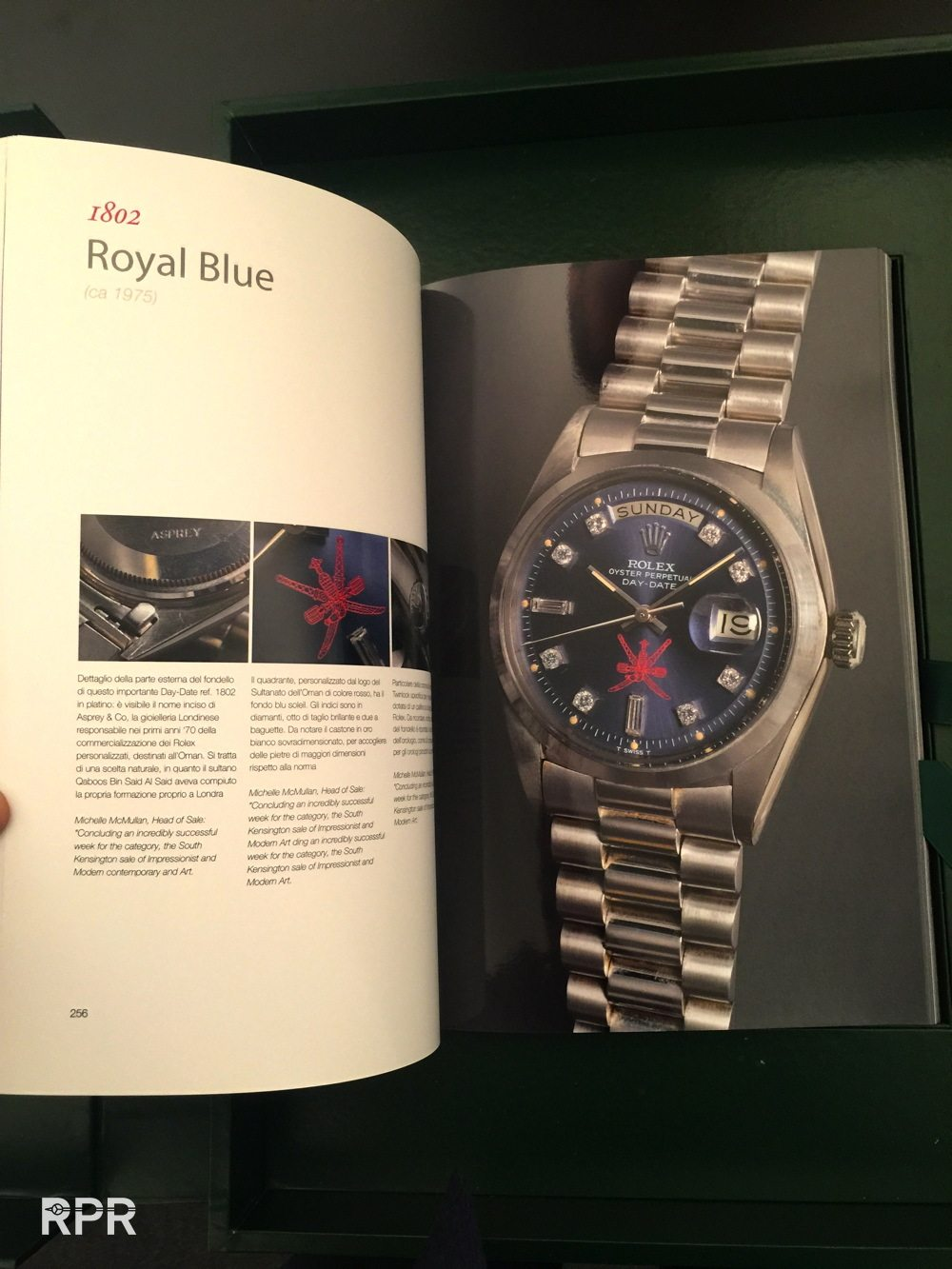 Anni 70 Colori my geneva may 2015 watch auction report - rolex passion report