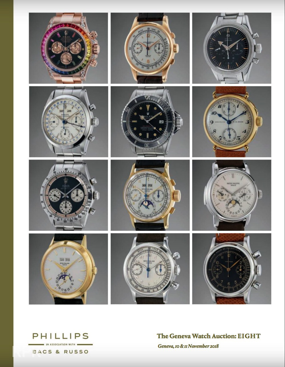 Collecting Vintage Rolex Watches Pion Report